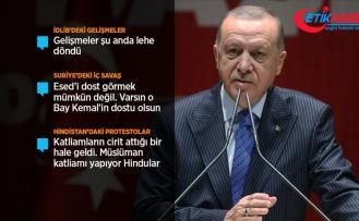 Cumhurbaşkanı Erdoğan: İdlib'de 3 şehidimiz var