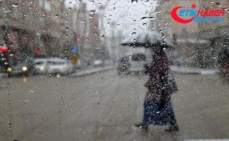 Konya, Aksaray ve Niğde'de sağanak görülecek