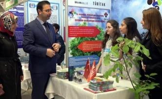 Ortaokul öğrencilerinden TÜBİTAK için 'ozon' projesi