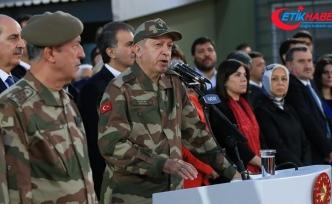 'Türk milleti tarihi bir kenetlenme içinde'