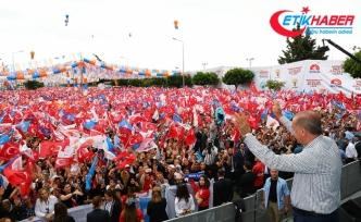 Cumhurbaşkanı Erdoğan: 24 Haziran'da kim kimin apoletini sökecek hesabını soralım
