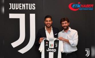 Türk yıldız Juventus'ta