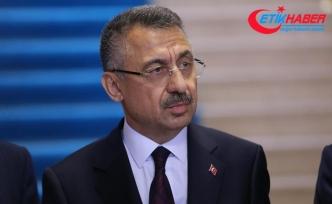 Cumhurbaşkanı Yardımcısı Oktay'dan 'ABD ürünlerine ek mali yükümlülük' açıklaması