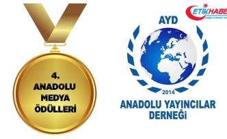 """""""Anadolu Medya Ödülleri"""" 4'üncü kez sahiplerini bulacak"""