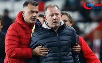 Sergen Yalçın'a 2 maç ceza