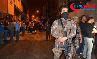Kız kaçırma meselesinde ortalık karıştı! Özel hareket ve terörle mücadele ekipleri sevk edildi