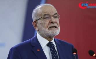 Karamollaoğlu, Ayasofya'nın ibadete açılması kararını değerlendirdi: