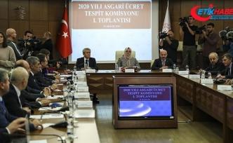 Asgari Ücret Tespit Komisyonunda gündem ülke ekonomisi