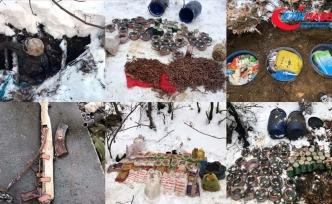 Bitlis'te güvenlik güçleri teröristlere göz açtırmıyor