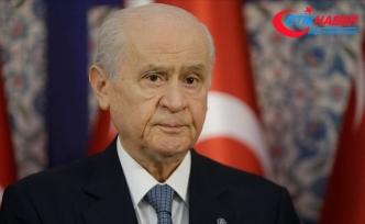 MHP Lideri Bahçeli: Evde kal ülkem, evinde kal milletim, gelecek için, sevdiklerimiz için kurallara uyalım