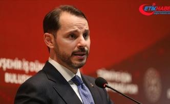 """Bakan Albayrak'tan """"kısa çalışma desteği"""" açıklaması"""
