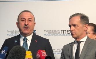 """Bakan Çavuşoğlu: """"Libya'da tek çözüm siyasi çözümdür"""""""