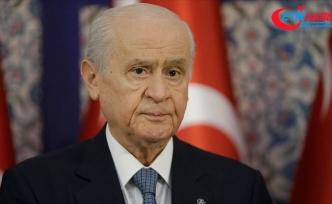 MHP Lideri Bahçeli'den bayram mesajı: İslamofobi ile Türkofobi hızla tırmanış halindedir