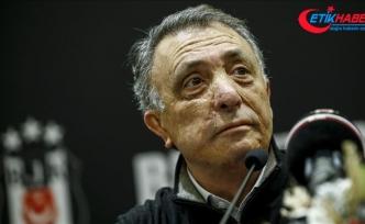 Beşiktaş Kulübü Başkanı Ahmet Nur Çebi'den sağlık vurgusu