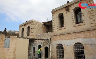 Nobel ödüllü Prof. Dr. Aziz Sancar'ın evinin müzeye dönüştürülmesi çalışmaları sürüyor