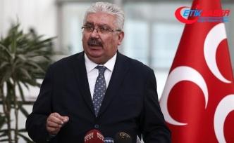 MHP'li Yalçın: Türk Tabipler Birliği 'Tıbbi Atık' haline geldi