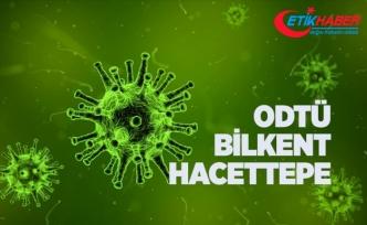 ODTÜ, Bilkent ve Hacettepe üniversiteleri Kovid-19 aşısı için ortak çalışmaya başladı
