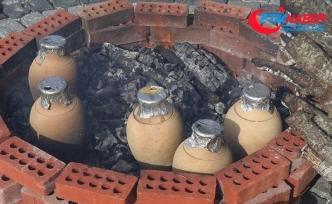 Yozgat'ın tescilli lezzeti testi kebabı iftar sofralarını süslüyor