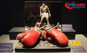 Efsane boksör Muhammed Ali'nin belgeseli bugün TRT Spor'dan yayınlanacak