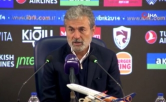 """Aykut Kocaman: """"Kayserispor ekstra bir motivasyonla mücadele etti"""""""