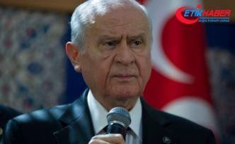 MHP Lideri Bahçeli: İsrail terör devletidir. Kudüs bizim ilk kıblemizdir ve teslim edilmeyecektir