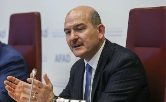 İçişleri Bakanı Soylu, POLSAN 52. Olağan Genel Kurulu'nda konuştu: