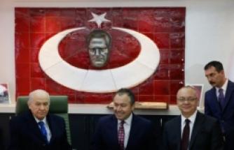 MHP Genel Başkanı Devlet Bahçeli, Manisa'nın Selendi İlçesi'nde Toplu Açılış ve Temel Atma Töreni'ne katıldı