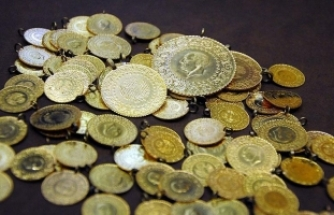 Altının kilogramı 212 bin 200 liraya geriledi