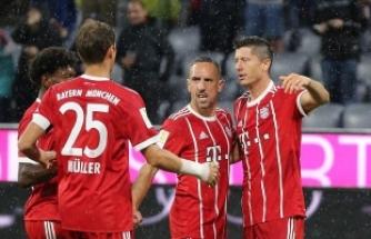 Bundesliga'da da şampiyon belli oldu