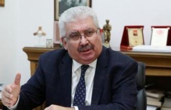 MHP'li Yalçın'dan AKP'li Ömer Çelik'in açıklamalarına tepki