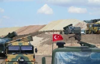 İdlib'te konvoyumuza hava saldırısı düzenlendi