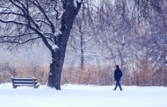 Erzurum ve Erzincan için kuvvetli kar uyarısı