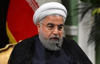 Ruhani'den ABD'ye suçlama