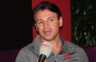 """Teknik direktör Tamer Tuna: """"Hedefi daha da büyüyen bir Antalyaspor izlettirmek istiyoruz"""""""