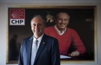 Muharrem İnce: Gül aday olursa Erdoğan'a oy veririm