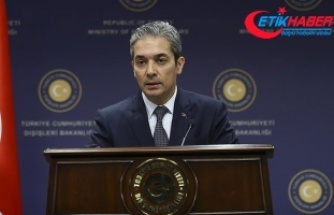 Türkiye'den AKPM'nin seçim açıklamalarına tepki