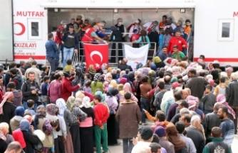 Afrin'de hayat normale dönüyor