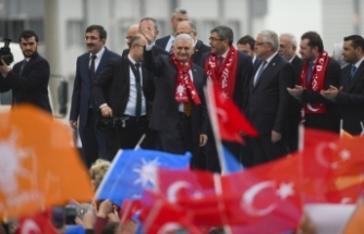 Başbakan Yıldırım: Netice aldık ancak işimiz bitmedi