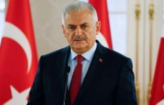 Başbakan Yıldırım Gaziantep'te sanayicilerle bir araya geldi