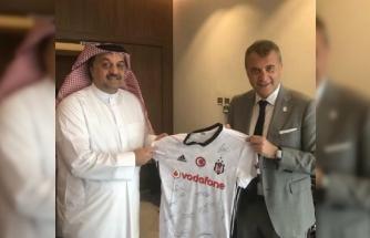 Beşiktaş Başkanı Fikret Orman'dan Katar çıkarması