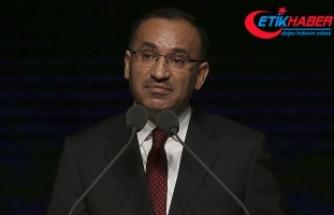 Bozdağ: CHP'ye sormak istiyorum: Neden genel başkanınızı cumhurbaşkanı adayı yaparak Türkiye'nin iktidarına talip olmuyorsunuz?