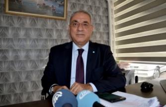 DSP Genel Başkanı Aksakal: DSP, seçimlere tek başına katılacak