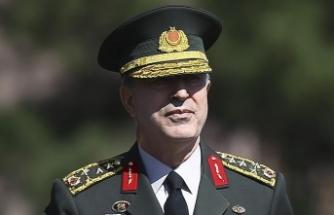 Genelkurmay Başkanı Akar 'çatı' davasında ifade verdi