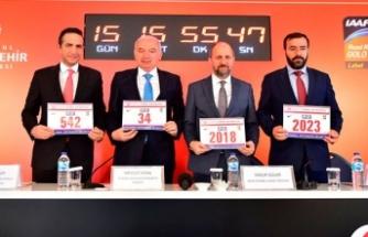 İstanbul Yarı Maratonu'nda 50 ülkeden 8 bin sporcu yarışacak