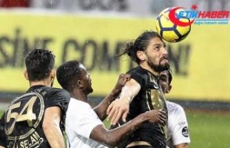 Gençlerbirliği: 0 - Osmanlıspor: 3