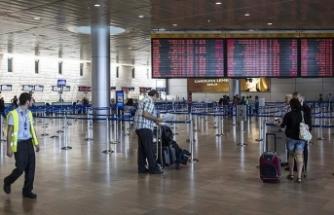 'Suudi Arabistan hava sahasını kullanan ilk uçak İsrail'e iniş yaptı'