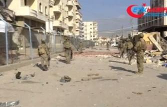 TSK Afrin'de mayın temizliğine devam ediyor