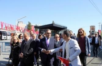 23 Nisan törenlerinde CHP'li Tanrıkulu'na tepki