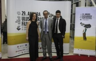 29. Ankara Uluslararası Film Festivali başladı