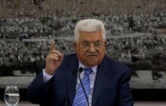 Abbas'tan Kudüs mesajı